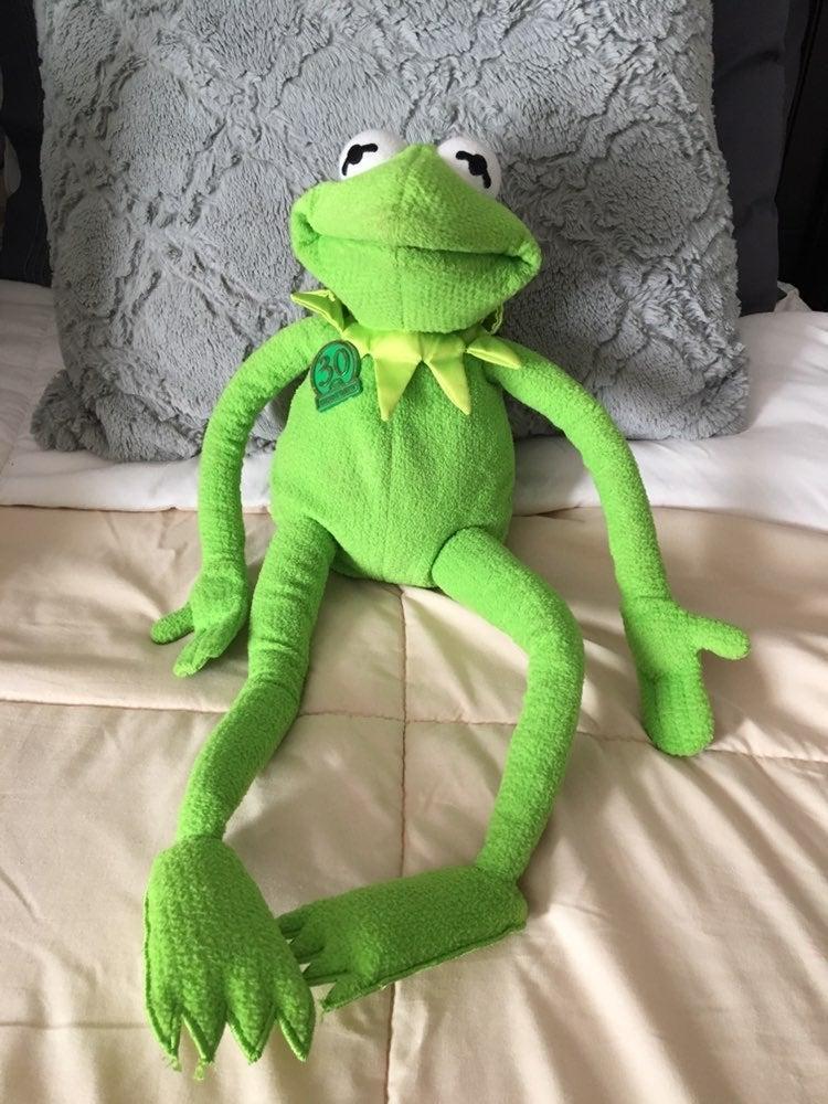 1999 Magic Talking Kermit.