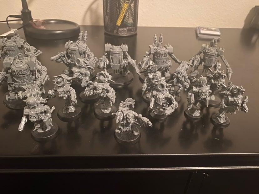 Warhammer 40k Ork lot