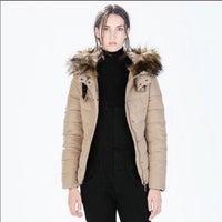 7fe89176 ZARA Puffer Coats & Jackets | Mercari