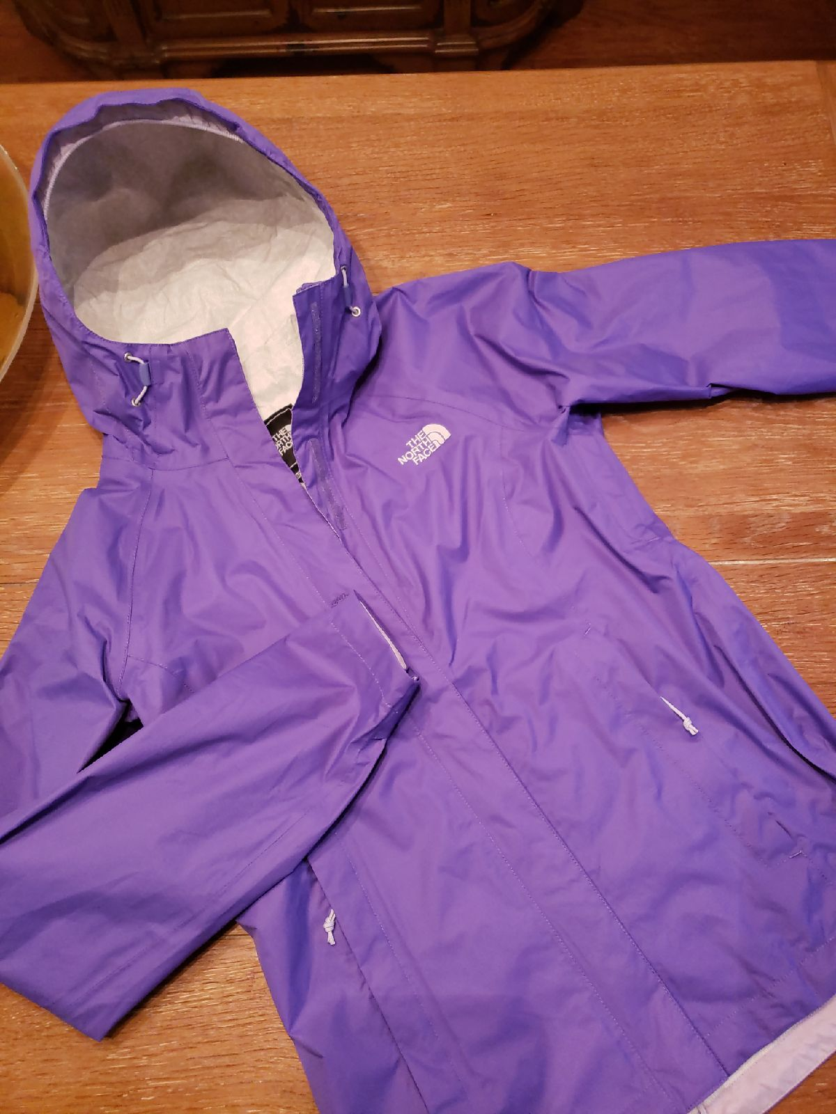 THE NORTH FACE Rain Jacket - Periwinkle