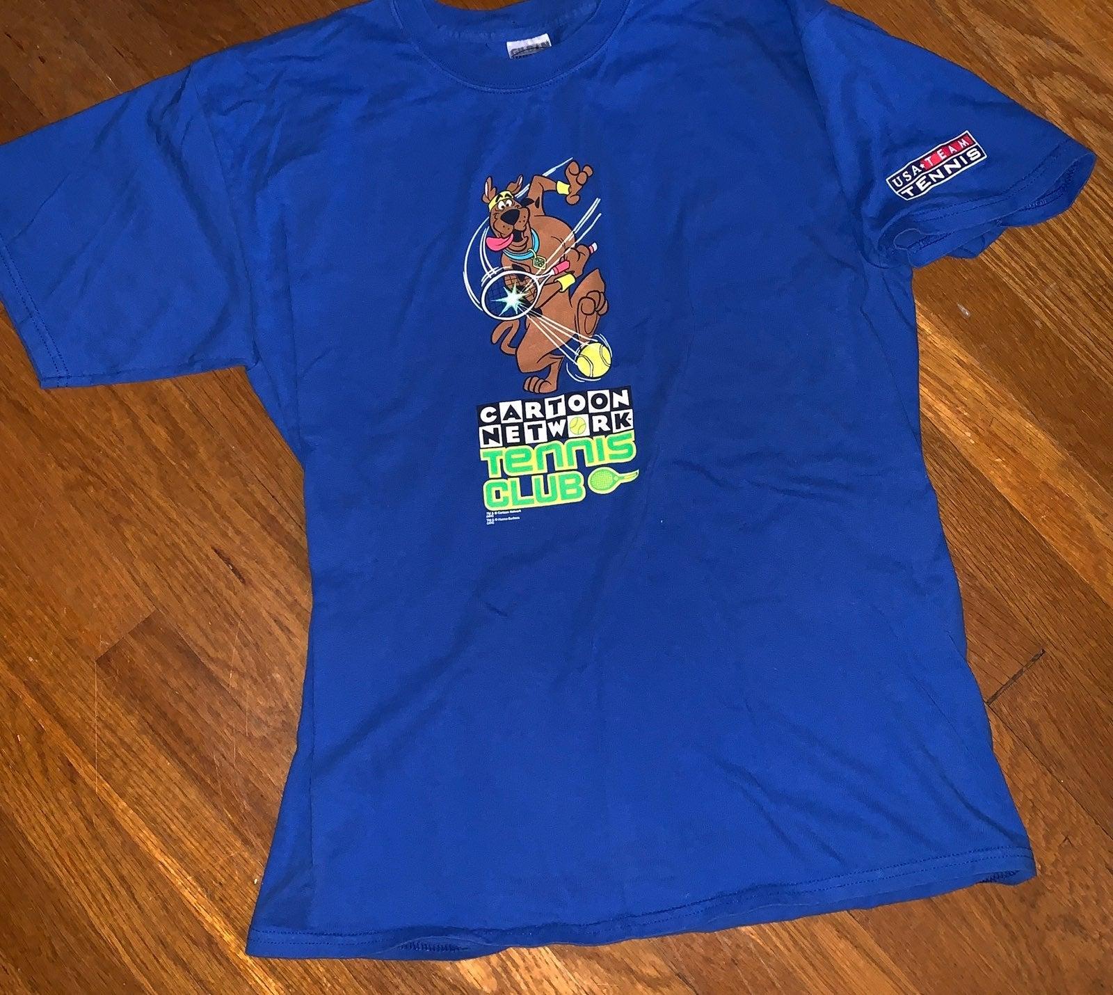 Cartoon Network Tennis Club Shirt