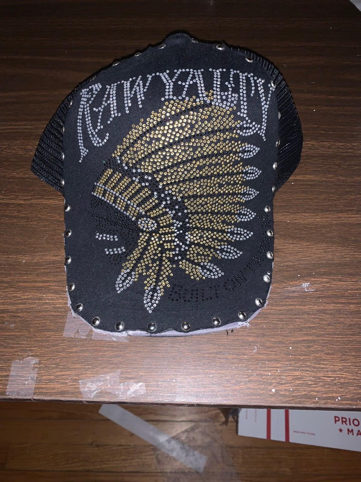 Rawyalty hat