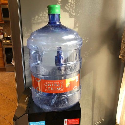 5 gallon water jug plastic free shipping