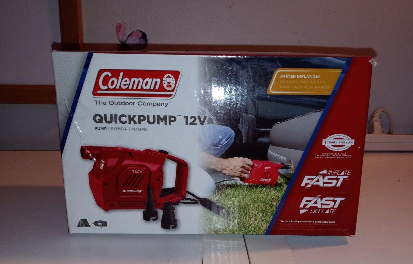 Quickpump 12V