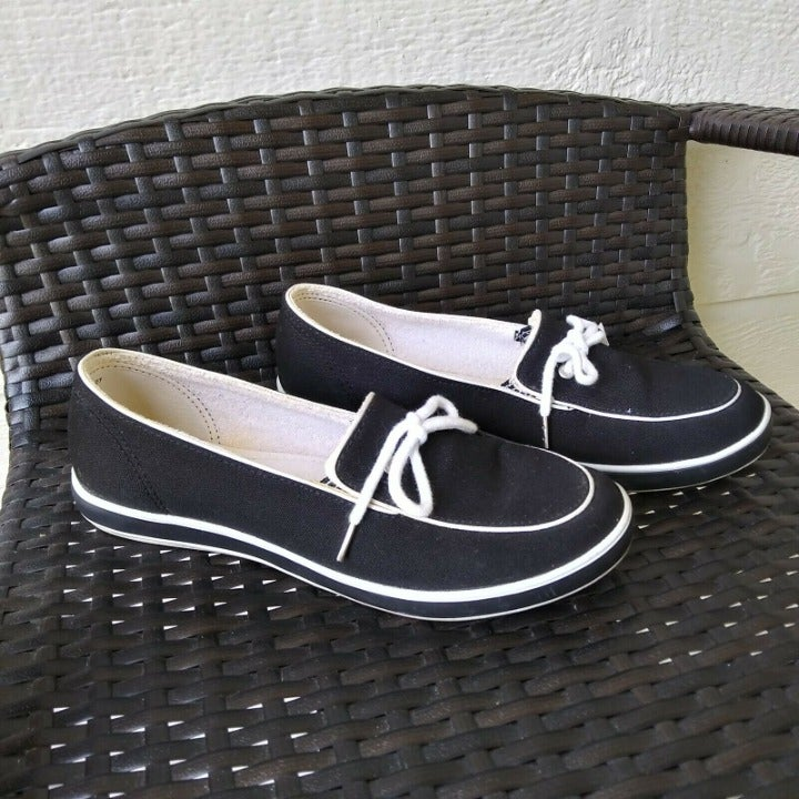 GRASSHOPPERS BY KEDS BOAT CANVAS SHOES