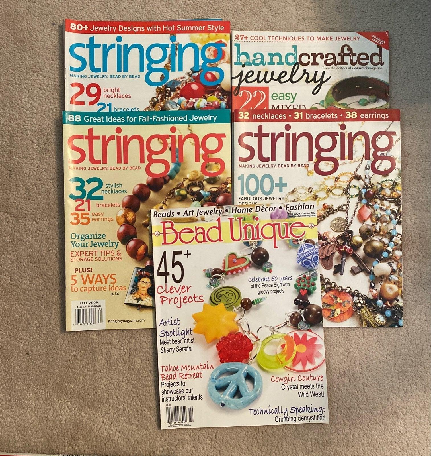 5 jewlery crafting magazines