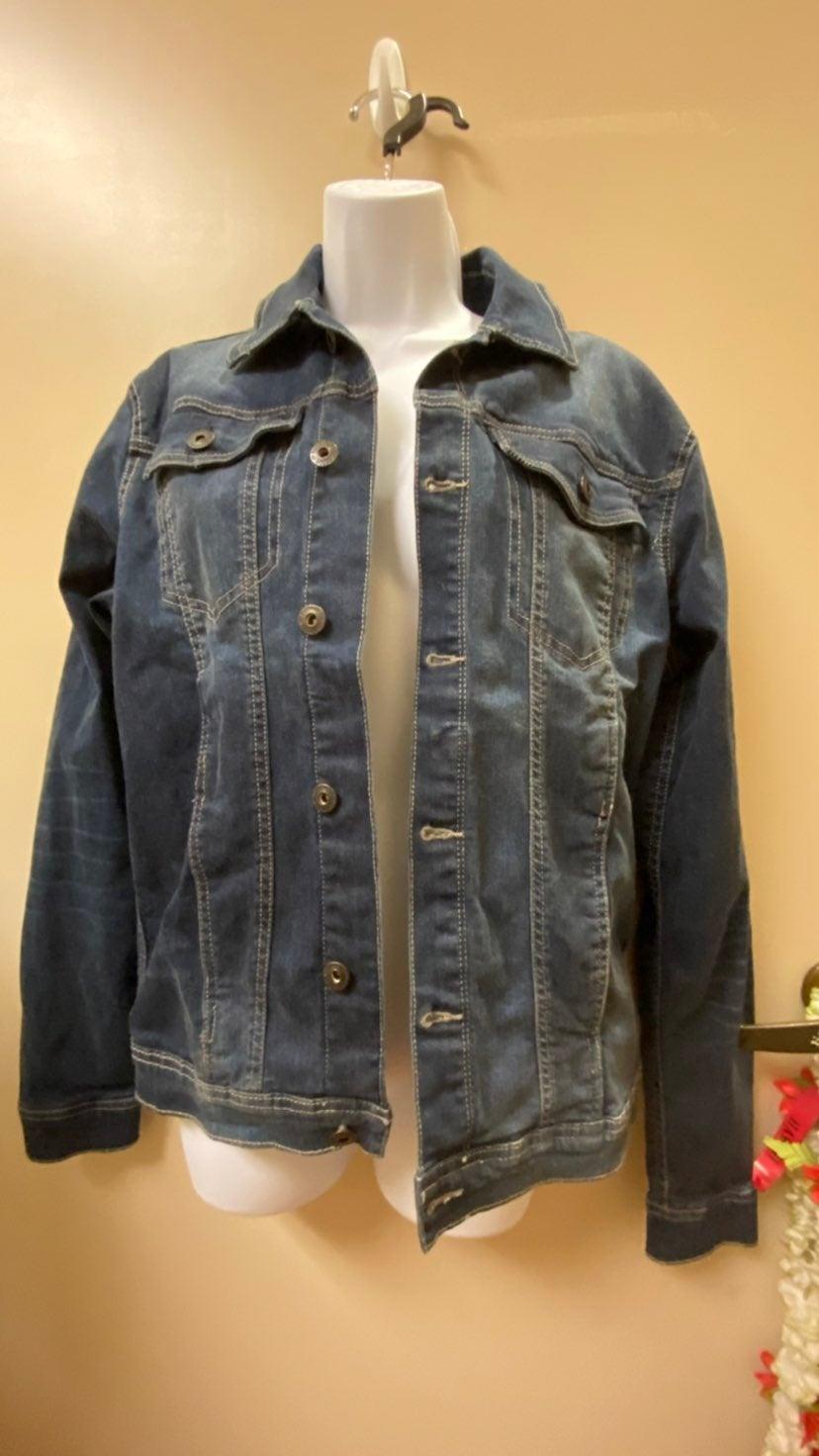jean jacket men small