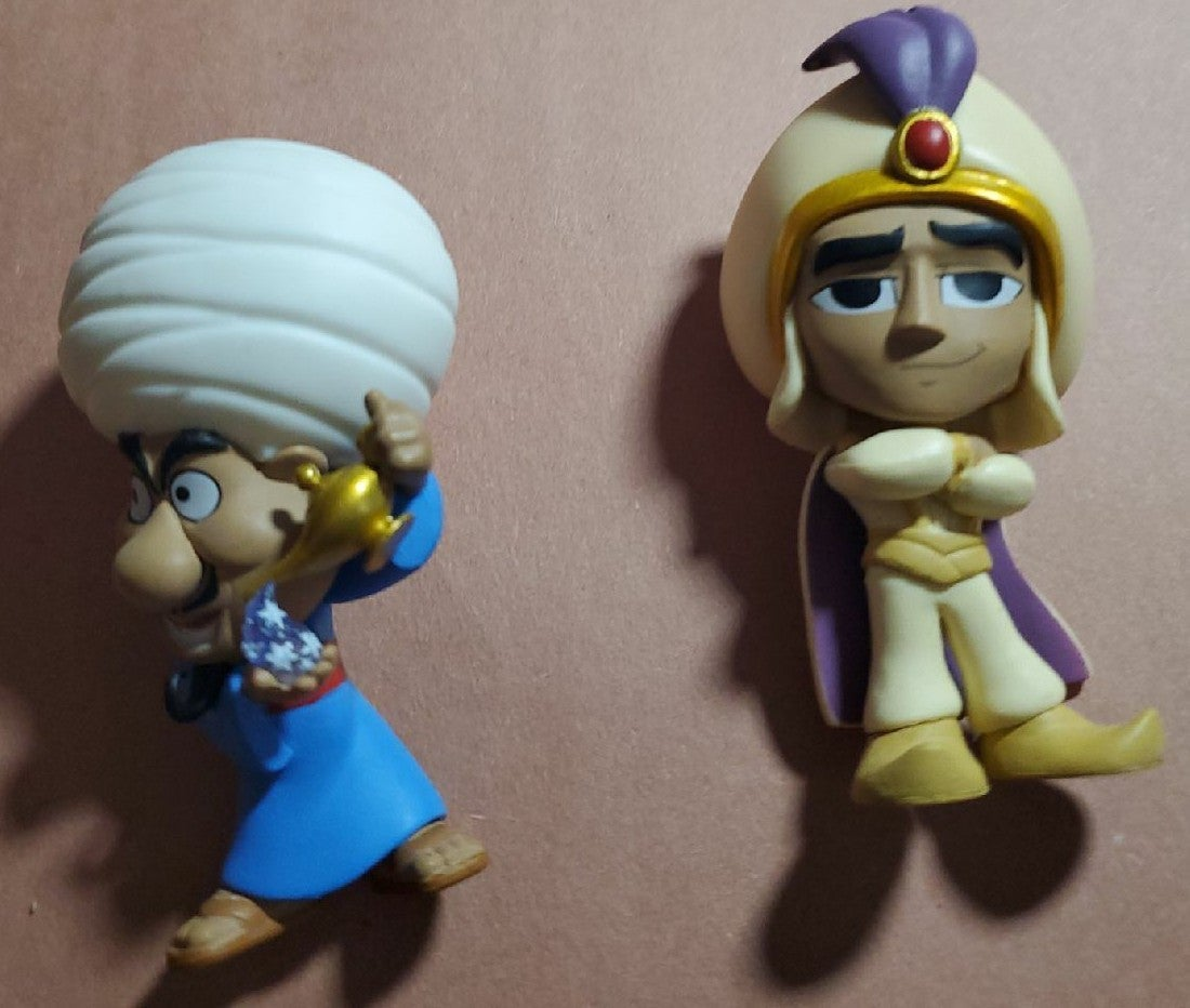 Funko Aladden 2 Figues Mystery Minis