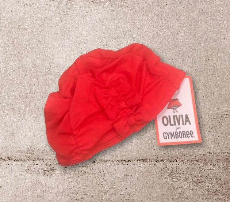 Gymboree Olivia 12-24 mos Baby Swim Cap