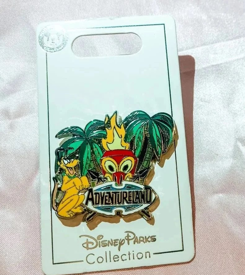 Adventureland pin