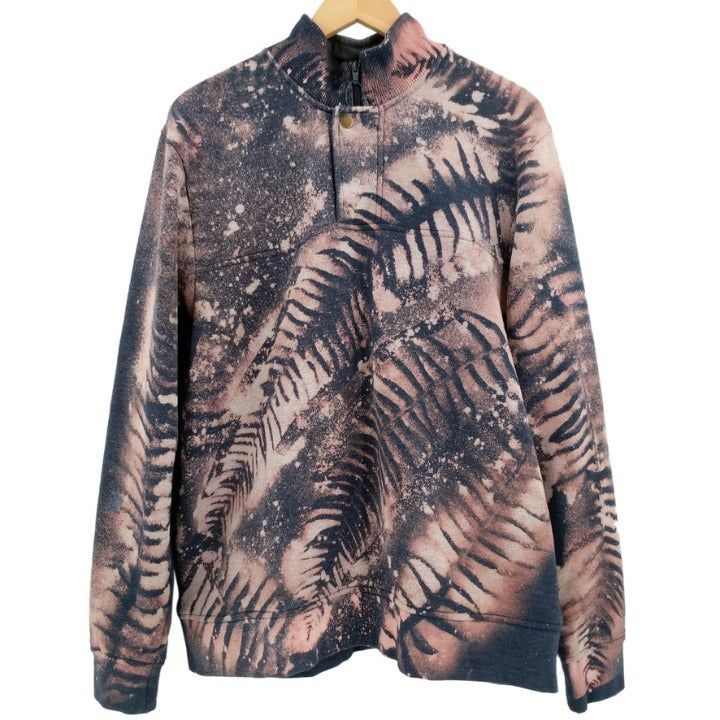 Orvis Custom Bleach Tie-Dye Sweatshirt L