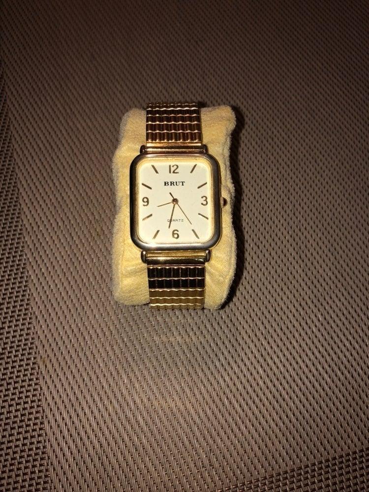 Vintage Brut Self Adjusting Men's Watch