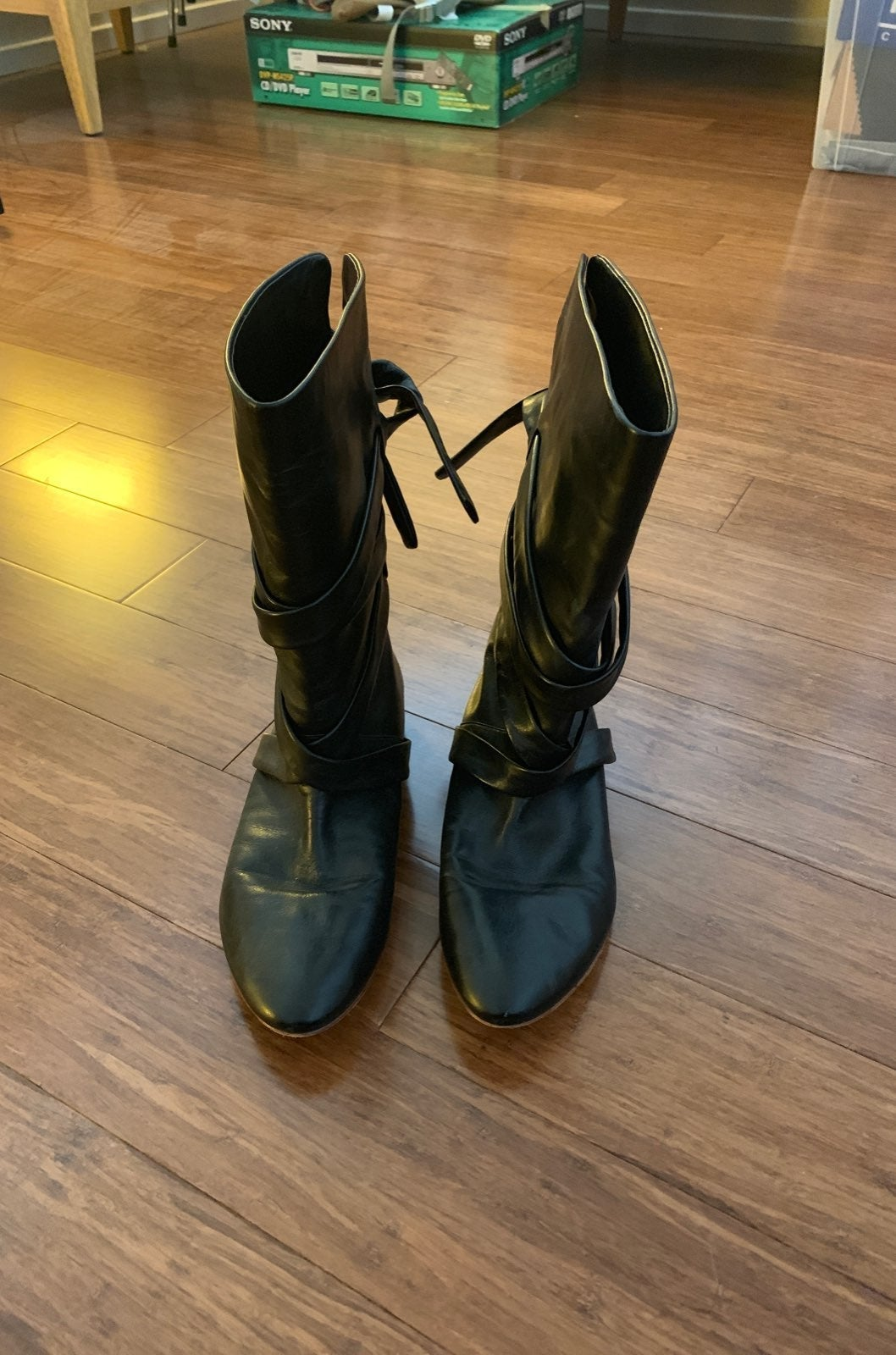 Belle By Sigerson Morrison Leather boots