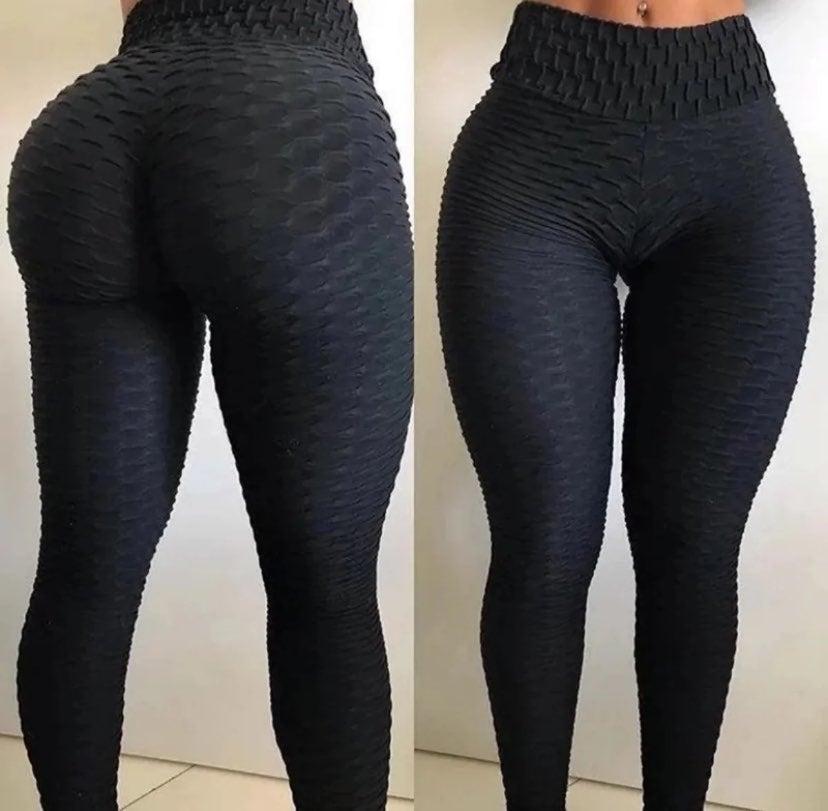Scrunch booty lifting leggings