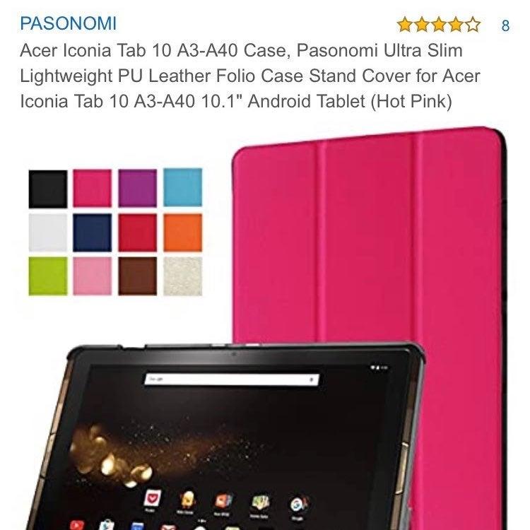 Acer Tablet case