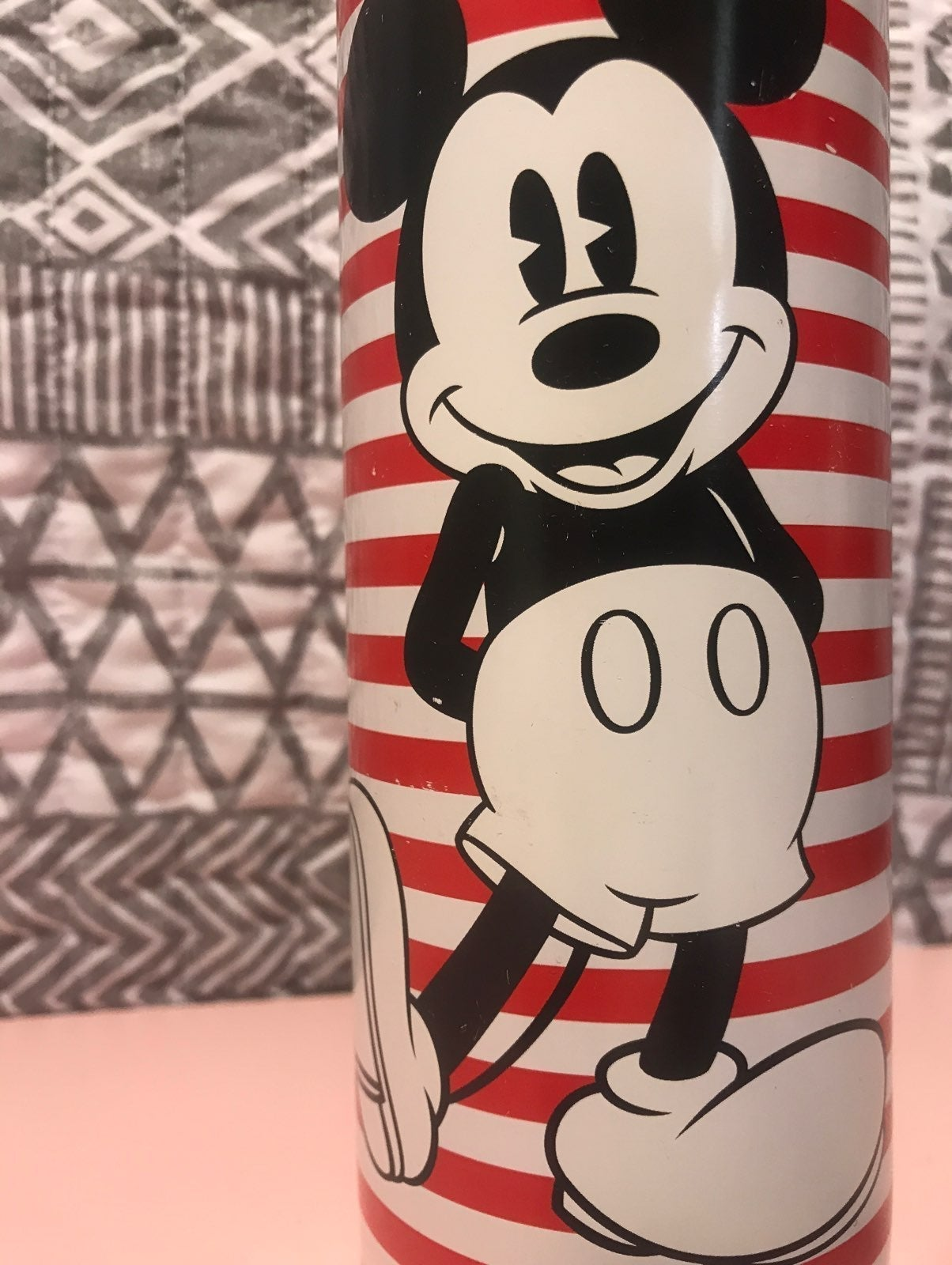 Mickey mouse water bottle [OBO]