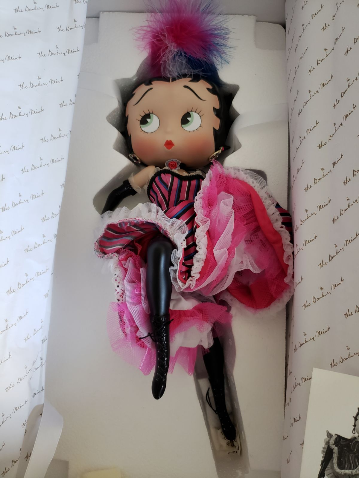 Betty Boop Can-Can Doll