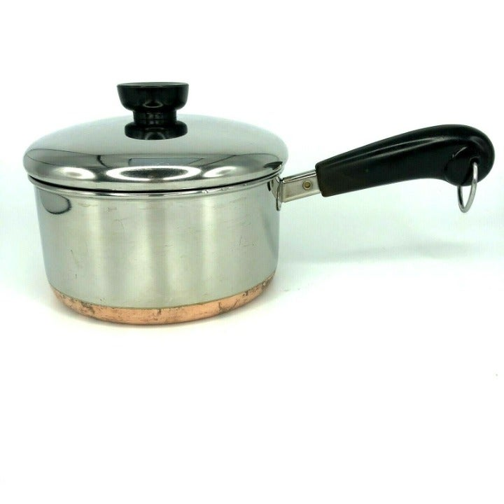 Revere Ware Stainless Steel & Copper