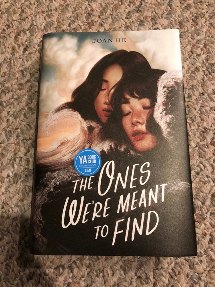 The Ones We're Meant to Find SIGNED