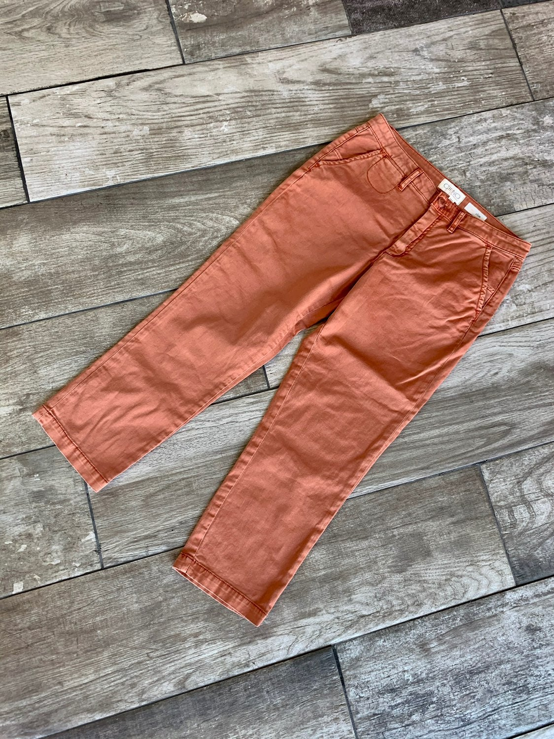 Chino's by Anthropologie Slim Ankle Pant