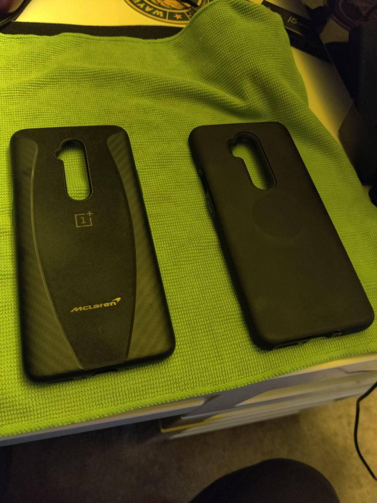 OnePlus 7t pro McLaren Phone cases