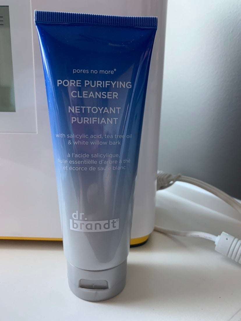Dr Brandt Pore Purifying Cleanser