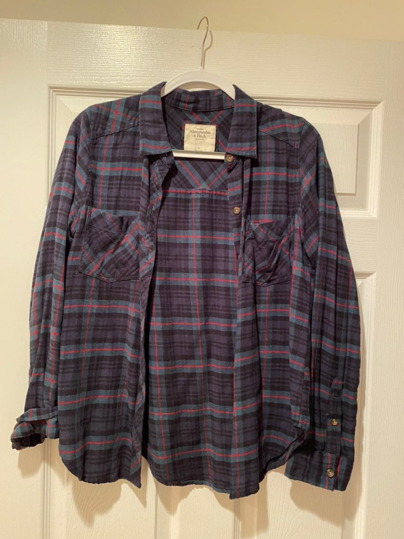 Abercrombie Flannel