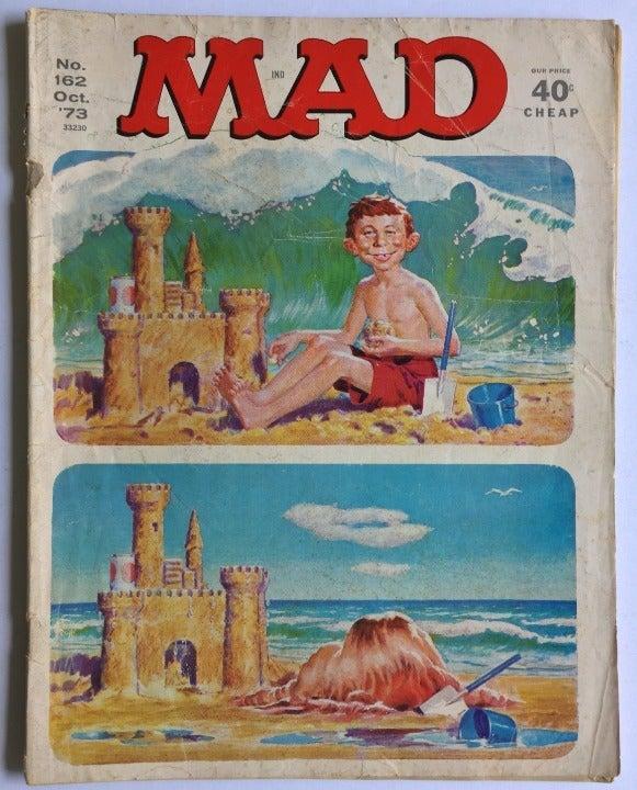 Mad #162 (Oct 1973, EC)