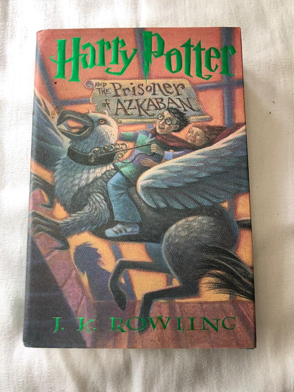Harry Potter Hardback Prisoner of Azkaba