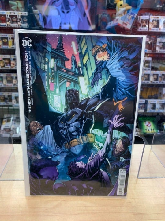 Next Batman Second Son #1 Cover B 2021