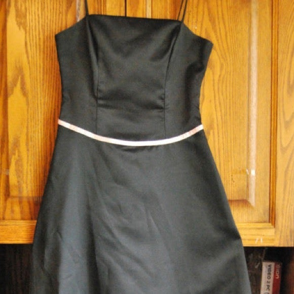 Cocktail Party Dress Black Sz 5/6