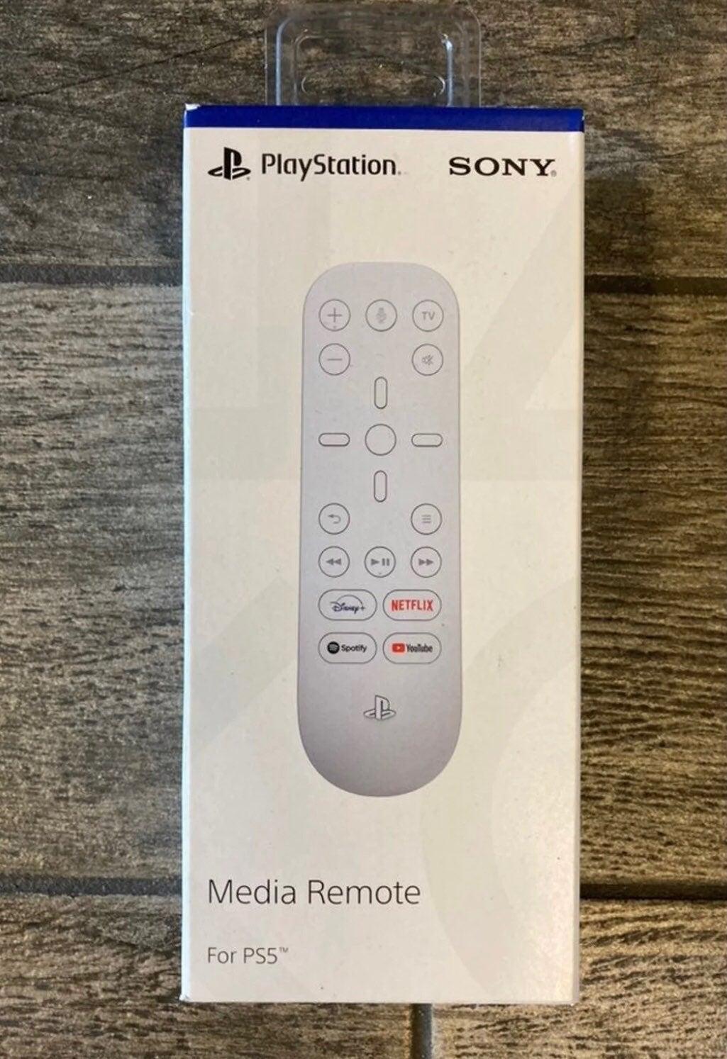 PS5 Media Remote Sony Playstation 5