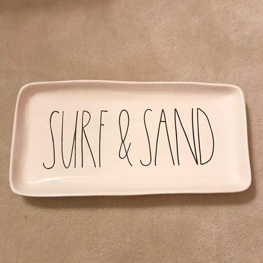 Rae Dunn Surf and Sand Platter
