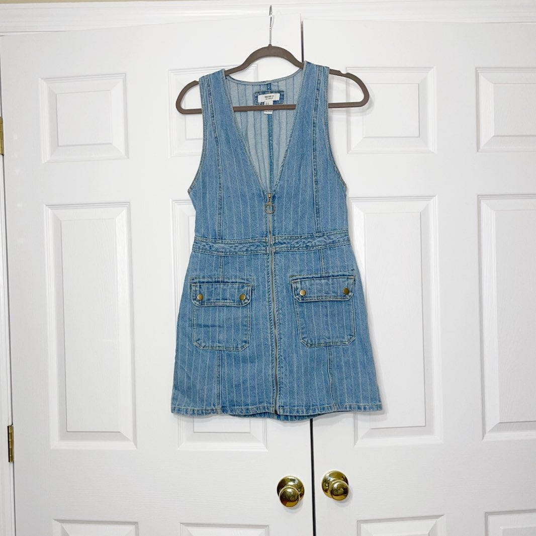 Forever21 women's denim dress