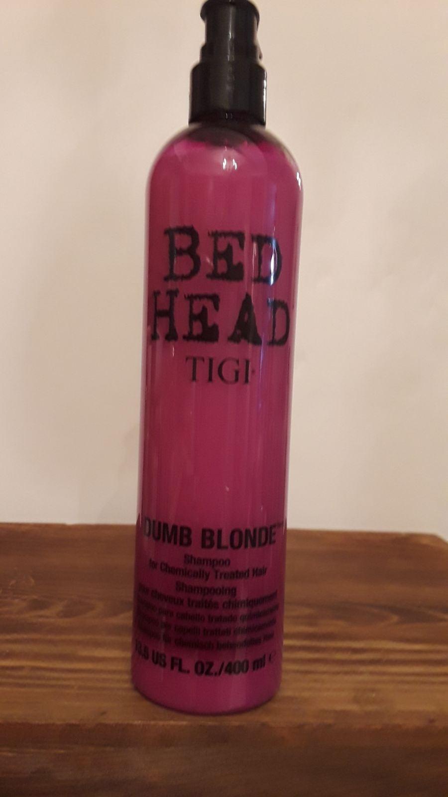 BED HEAD TIGI DUMB BLONDE SHAMPOO