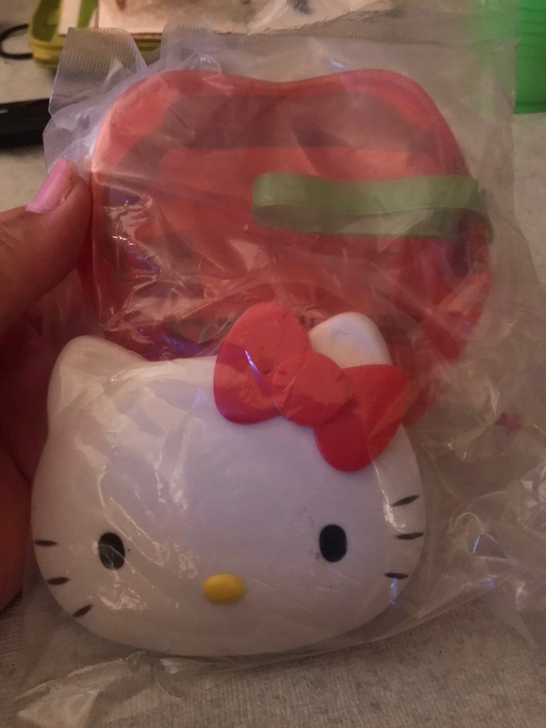 Hello Kitty Compact & Purse - NEW