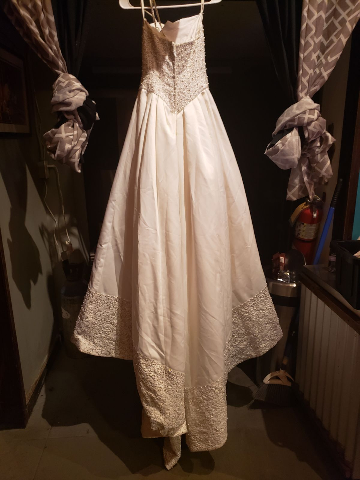 Wedding dress - New never been used.