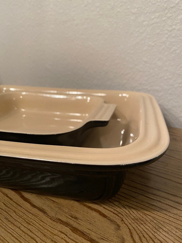 Le Creuset stoneware baking set