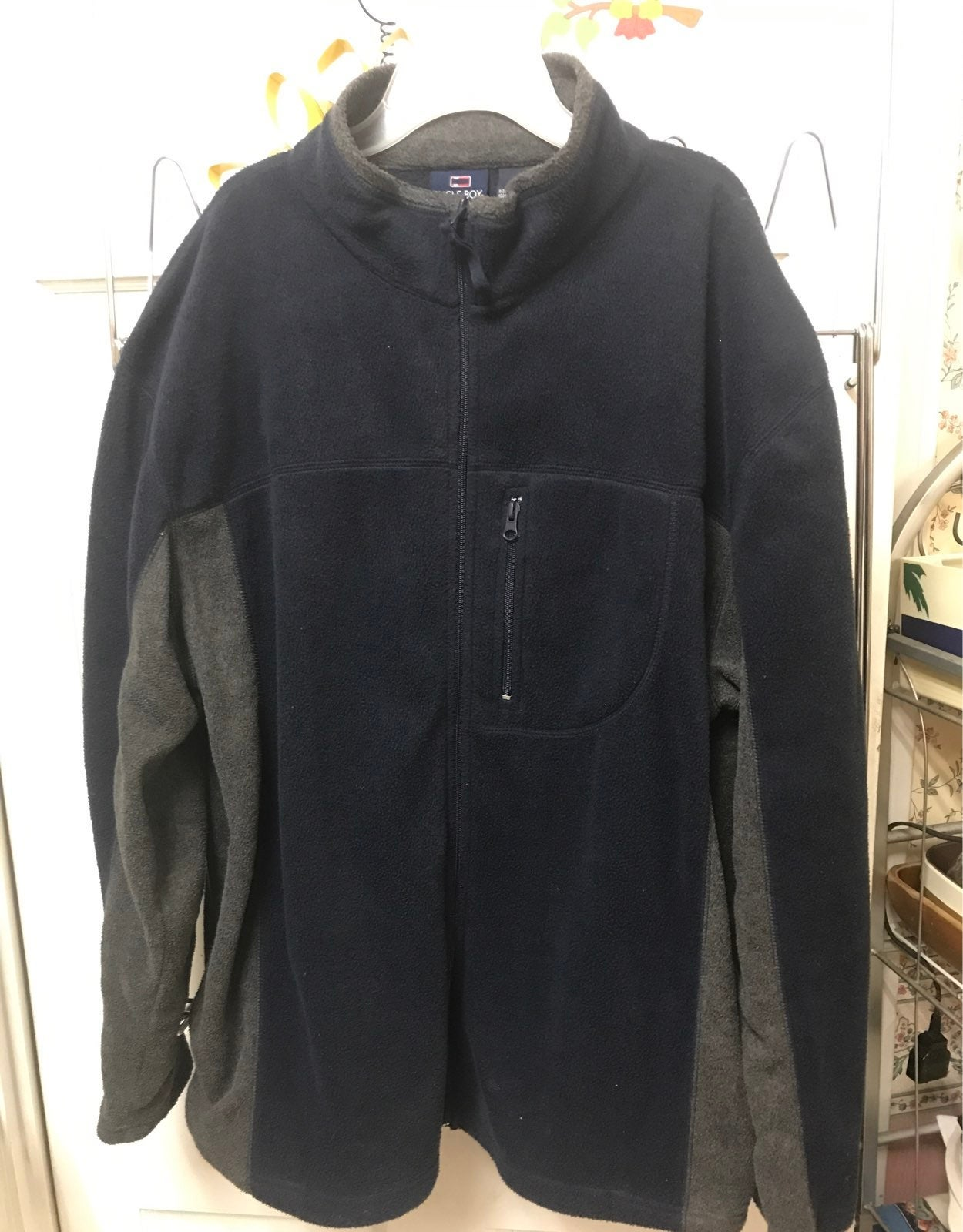 Bugle Boy Men's XL Fleece Jacket