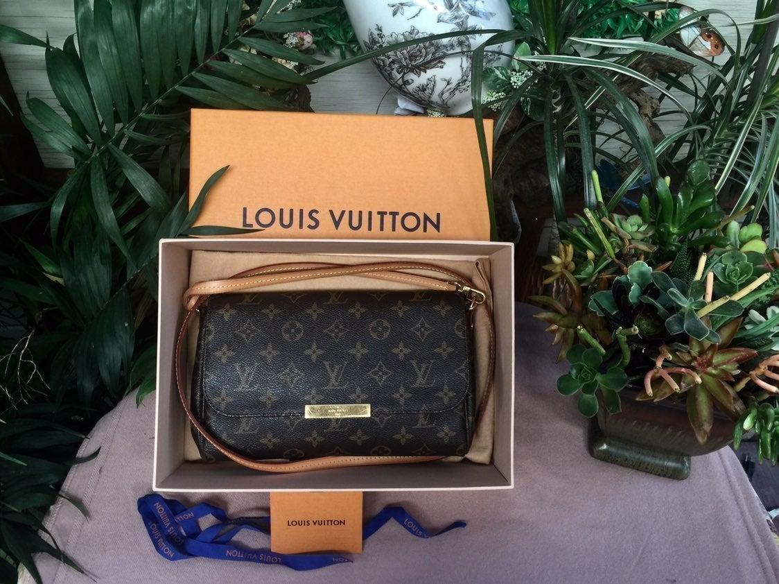 ❤️FIRM PRICE❤️ Louis Vuitton Favorite MM
