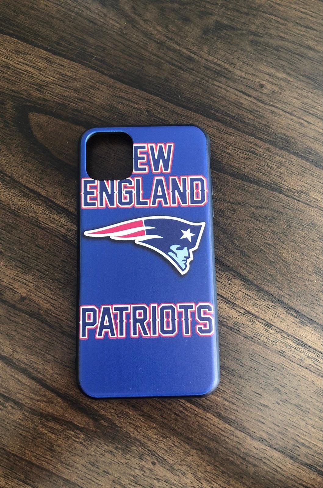 New England Patriots iphone 11 pro max