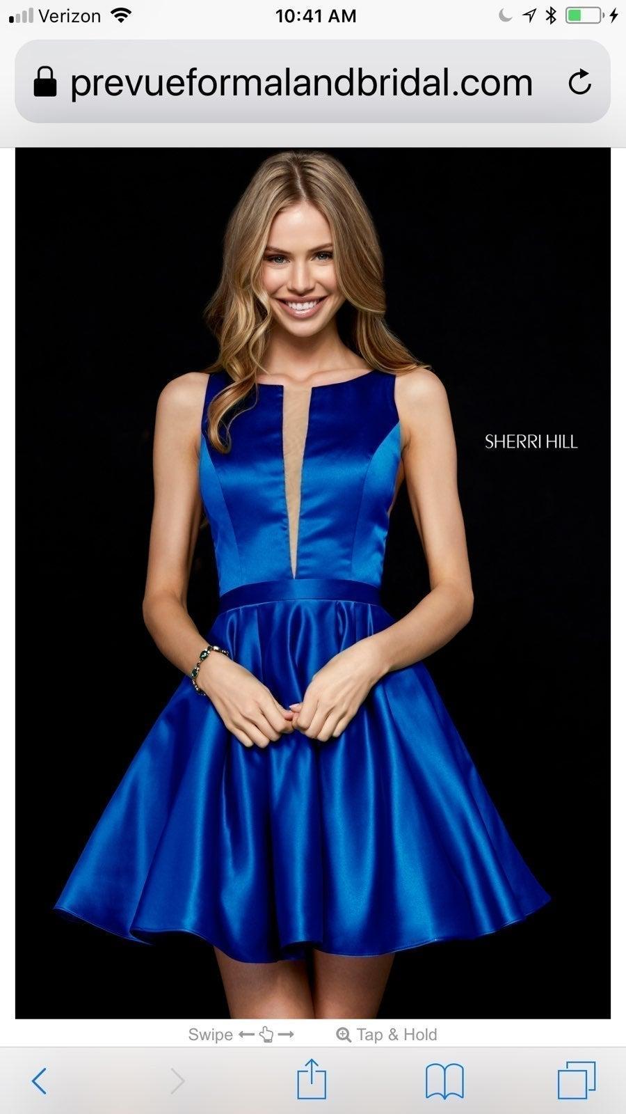 Stunning Sherri Hill Dress