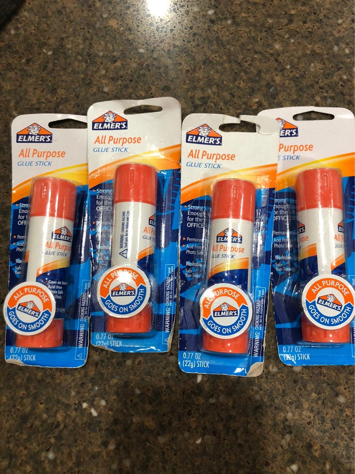 Elmer's® All-Purpose Glue Stick, 0.77 Oz