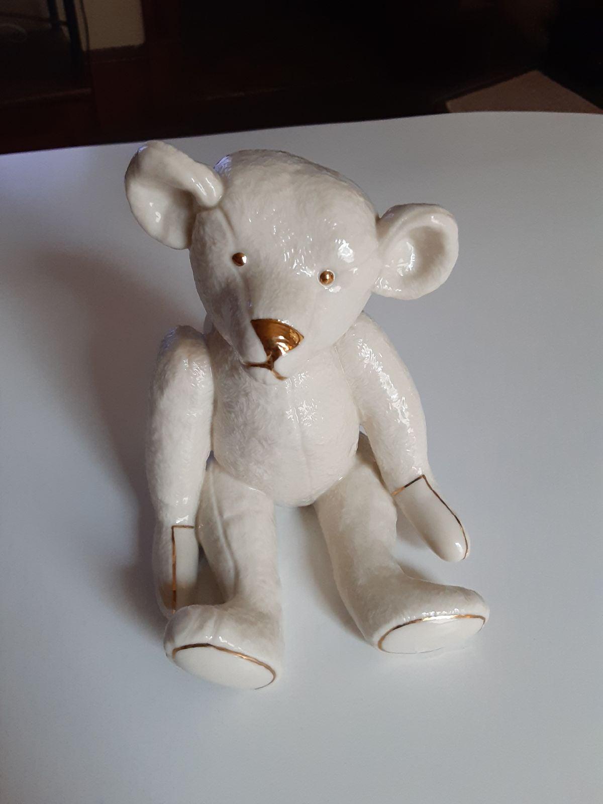 Lenox centennial teddy bear