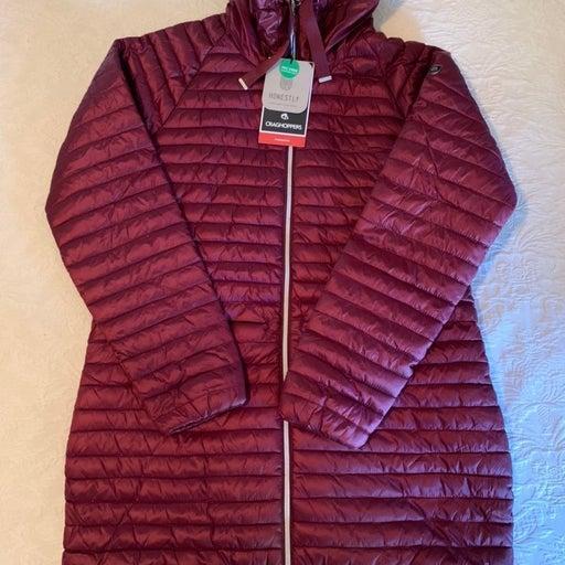 Craghoppers Womens XL Mulls Jacket