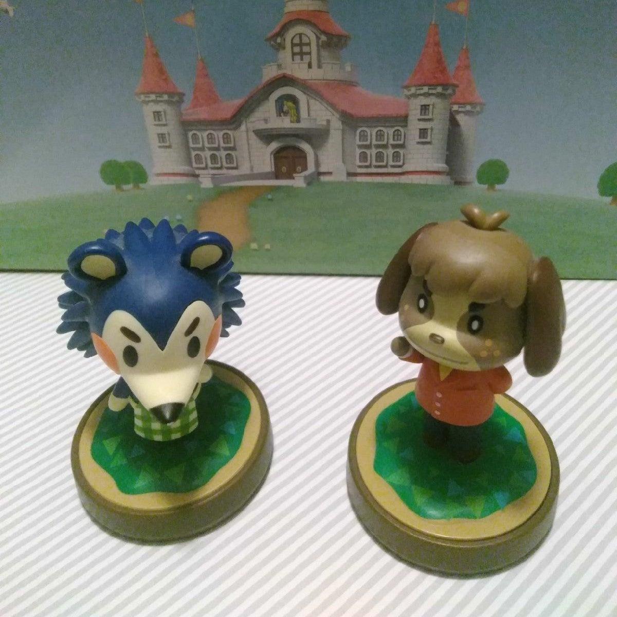 Animal Crossing Mabel Amiibo