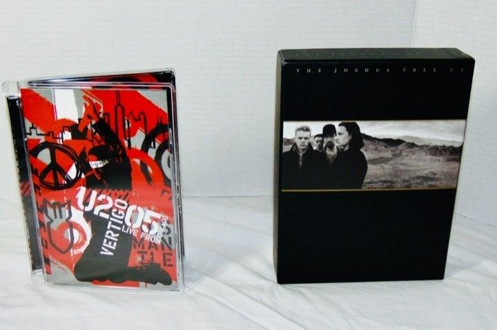 U2 Joshua Tree Box Set & Live Chicago