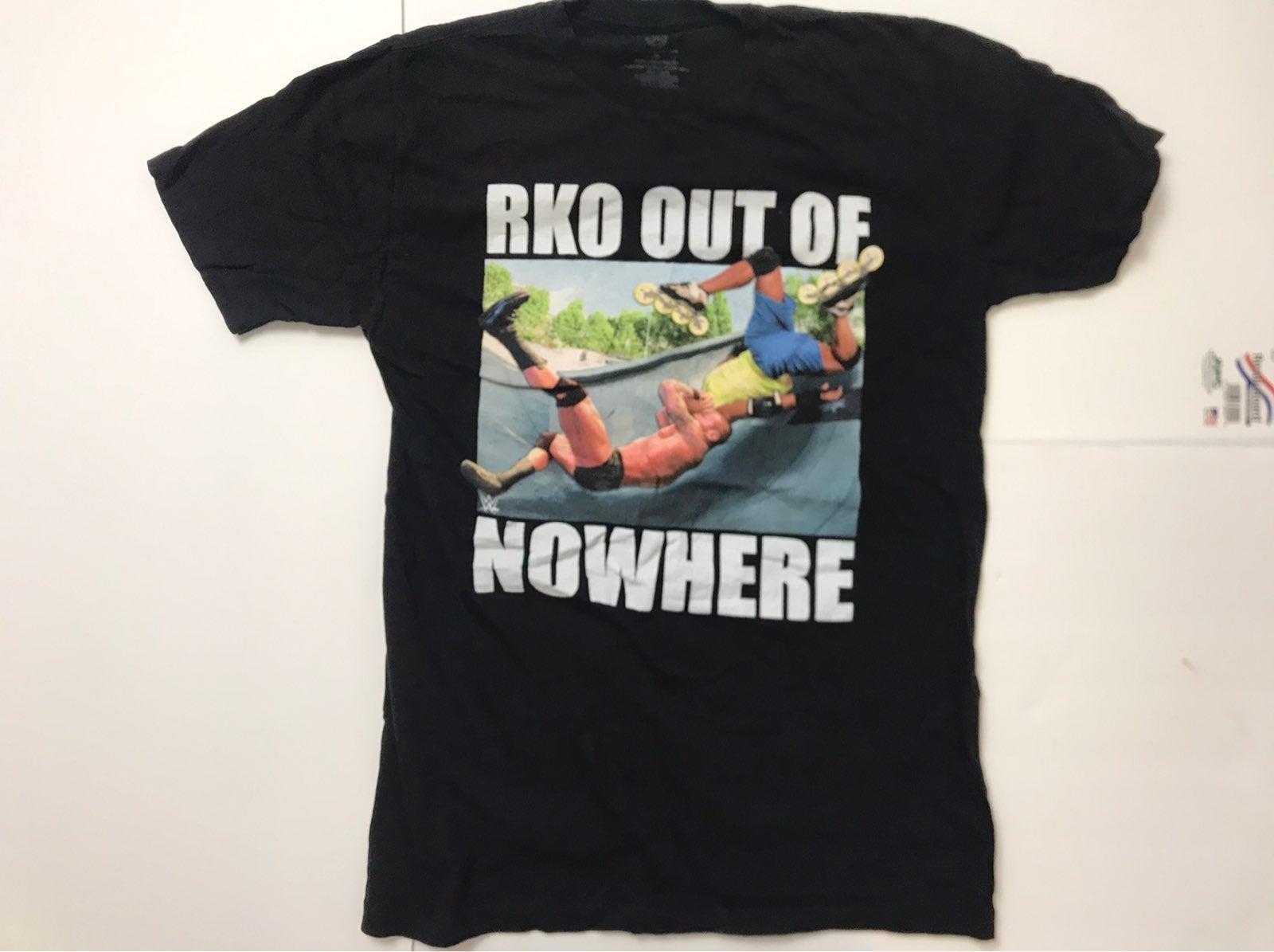 Randy orton rko shirt size M
