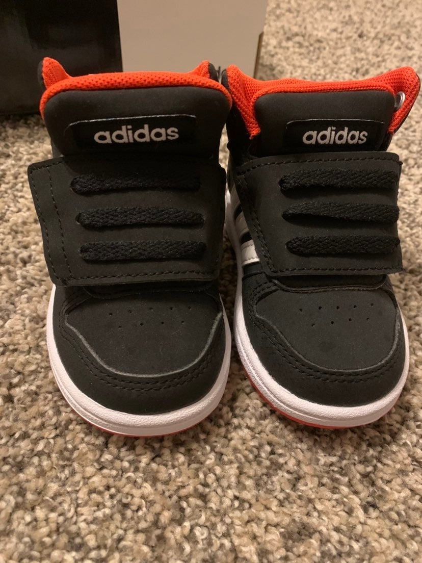Size 5 Adidas Baby Shoes