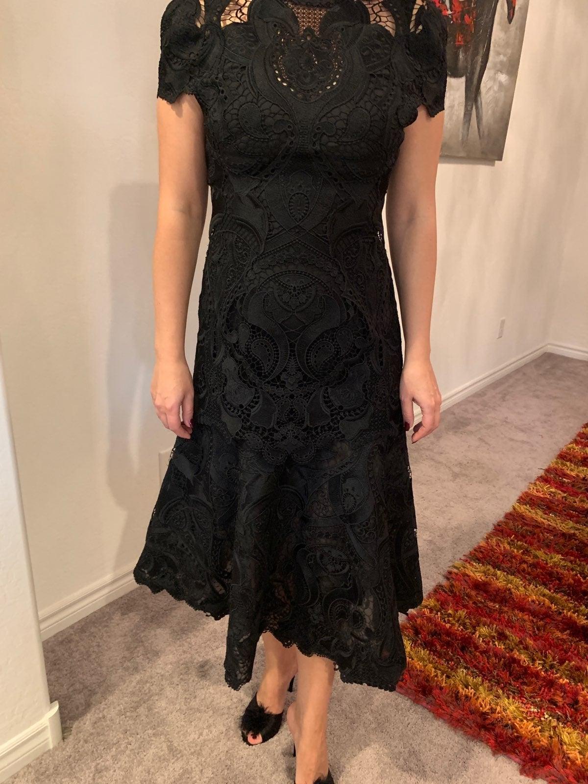 Jonathan Simkhai Long Dress Black